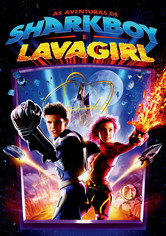As aventuras de Sharkboy e Lavagirl