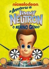 As aventuras de Jimmy Neutron, o menino gênio