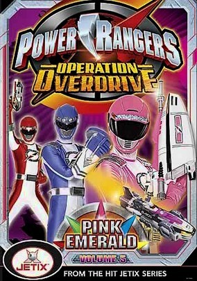 Power Rangers Operation Overdrive - Vol. 5 movie