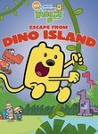 Wow! Wow! Wubbzy!: Escape from Dino Island
