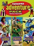 Robin Hood: Quest for the King / Prince & the Pauper: Double Trouble / The Three Musketeers: Saving the Crown