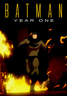 Batman Year One Movie 2011