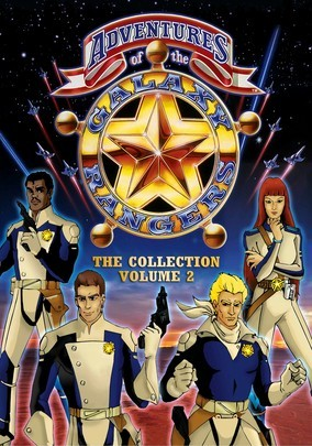 Adventures of the Galaxy Rangers Collection Vol. 2 movie