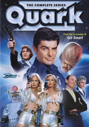 Quark - The Complete Series movie