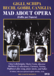 This 1940s romp about a group of Italians who decide to present an opera is as much a bona fide concert as it is a screwball comedy, with some of...