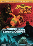 Del Tenney Double Feature: The Horror of Party Beach/The Curse of the Living Corpse