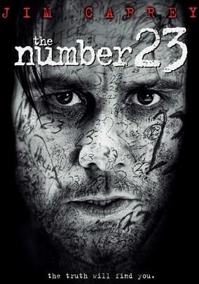 number 23 Jim Carrey