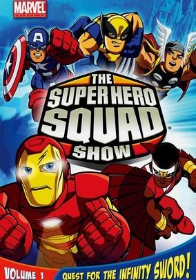 The Super Hero Squad Show: Volume One movie